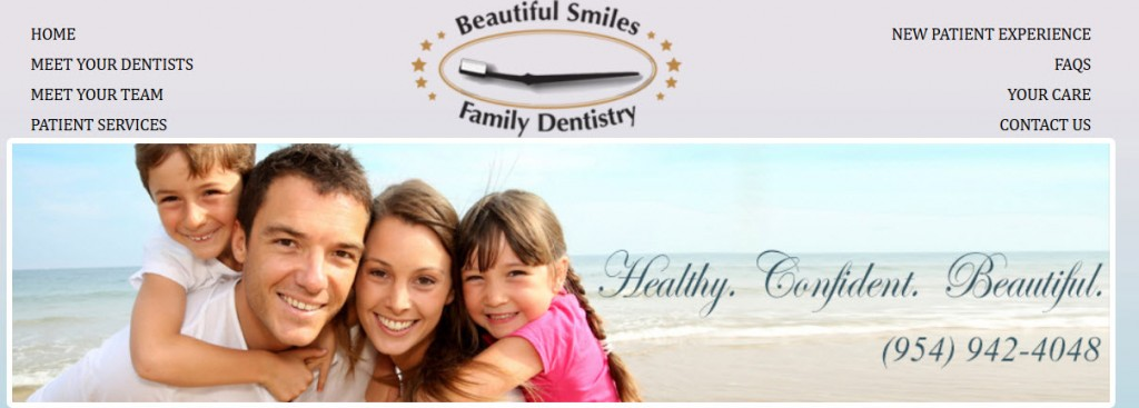 beautiful smiles family dentistry