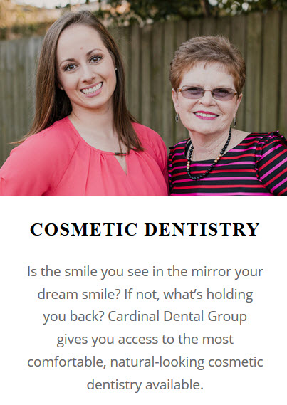 Cosmetic Dentistry in Dayton TX